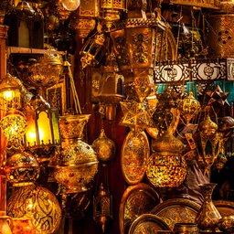 Dubai-souks goud