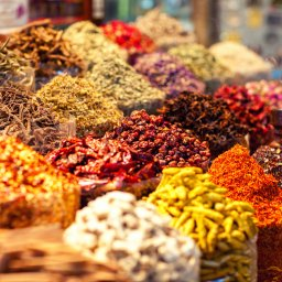 Dubai-souks kruiden
