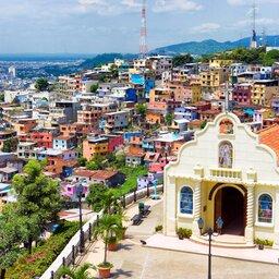Ecuador - santa ana hill