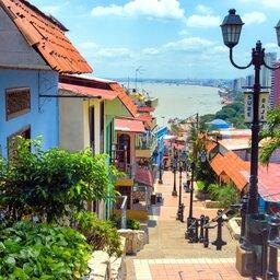 Ecuador - Santa Ana Hill- Guayaquil