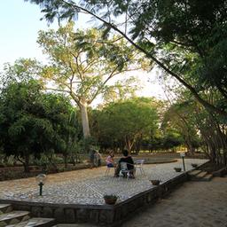 Ethiopië-Bahir Dar-Abay Minch Lodge (3)
