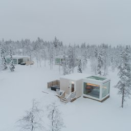 Finland-Lapland-Levi-Kongas-northern-lights-ranch-cabins