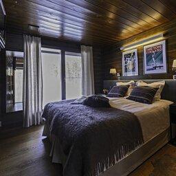 Finland-Lapland-Levi-Spirit-Villas-double-slaapkamer