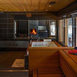 Finland-Lapland-Levi-Spirit-Villas-privespa-sauna-hottub