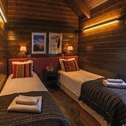 Finland-Lapland-Levi-Spirit-Villas-twin-slaapkamer
