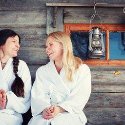 Finland-Lapland-Levi-vriendinnen