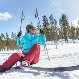 Finland-Lapland-Saariselka-Javri-Lodge-cross-country-ski-langlaufenJPG