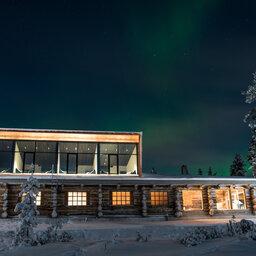 Finland-Lapland-Saariselka-Javri-Lodge-hotel-noorderlicht