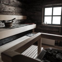 Finland-Lapland-Yllas-L7-Luxury-Lodge-sauna