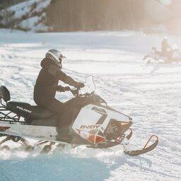 Finland-Zweden-Lapland-sneeuwscooter 2