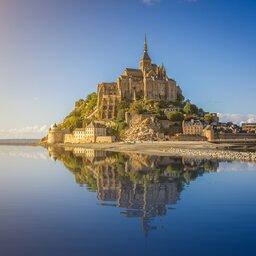 Frankrijk - Mont Saint-Michel - Normandië