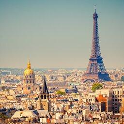 Frankrijk-Parijs-Eiffeltoren