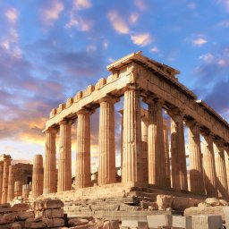 Griekenland - acropolis