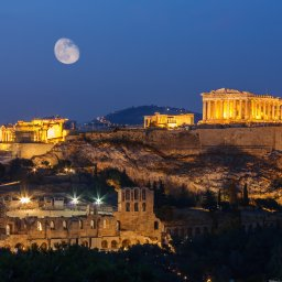 Griekenland-Akropolis 2