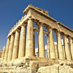 Griekenland-Athene-Akropolis