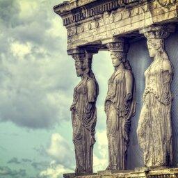 Griekenland - Athene beelden