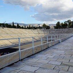 Griekenland-Athene-Panathenaic stadium-2