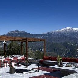 Griekenland-Epirus-Aristi-Mountain-Resort-terras