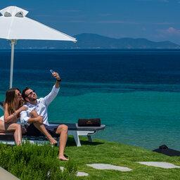 Griekenland-Halkidiki-Avaton-koppel-selfieJPG