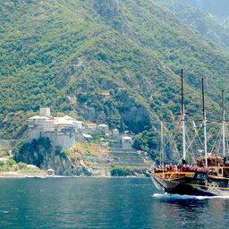 Griekenland-Halkidiki-Cruise-Mt-Athos (Avaton)