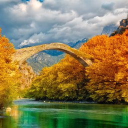 Griekenland - Konitsa brug