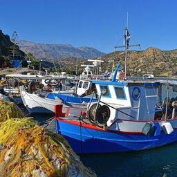 Griekenland-Kreta-algemene-haventje-bootje