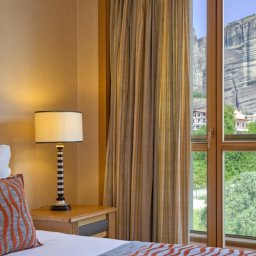 Griekenland-Meteora-Divani-Meteora-Hotel-superior-kamer-uitzicht