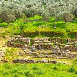 Griekenland-streek-Peloponnesos-Sparta