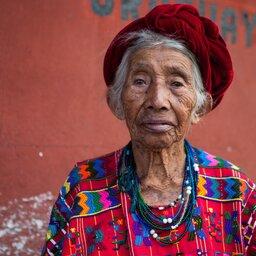 Guatemala-dame