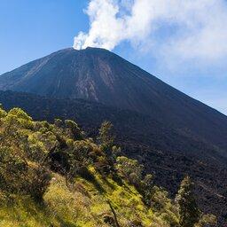 Guatemala - Escuintla - Pacaya vulkaan (2)