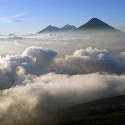 Guatemala - Escuintla - Pacaya vulkaan (4)