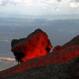 Guatemala - Escuintla - Pacaya vulkaan (6)