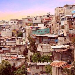 Guatemala - huizen