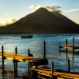 Guatemala - Lago de Atitlan (7)