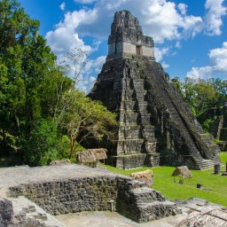 Guatemala - Tikal (4)