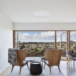 IJsland-Blue-Lagoon-Silca-Hotel-hotel-lobby-uitzicht