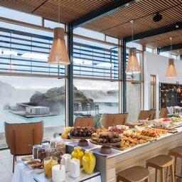 IJsland-Blue-Lagoon-Silca-Hotel-ontbijtbuffet