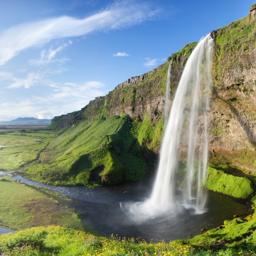 IJsland-Excursie-Zuidkust-per-4-x-4-Seljalandsfoss-waterval