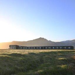 IJsland-Eyjafjallajökull-Hotel-Umi-gebouw
