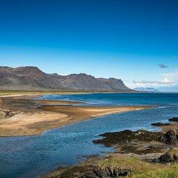 IJsland-Snæfellsness -Hotel-Búdir-omgeving