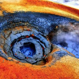 Ijsland - Vulkaan