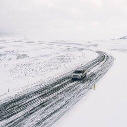IJsland-winter-landschap