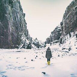 IJsland-winter-Stakkholtsgja