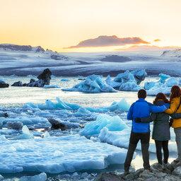 IJsland-Zuidkust-Jokulsarlon-familie