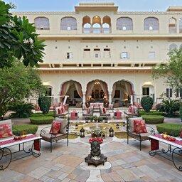 India-Jaipur-Samode Haveli Hotel