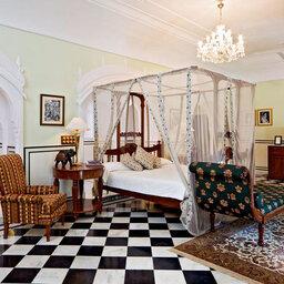 India-Jaipur-Samode Haveli Hotel2