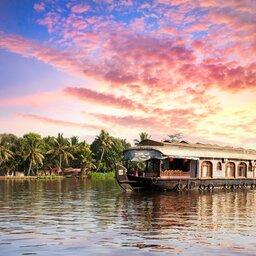 India-Kerala-hoogtepunt-boot