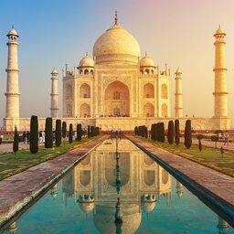 India-Taj Mahal 3