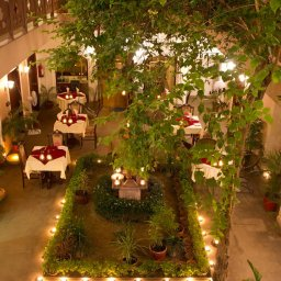 India-Varanasi-Hotel Suryauday Haveli 1