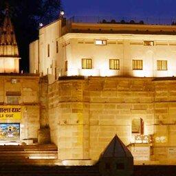 India-Varanasi-Hotel Suryauday Haveli 4